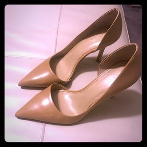 Michael kors women high heels shoes.